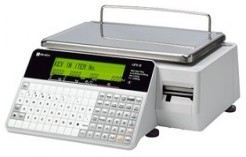 Labelling Scale (Label Printing Scale)